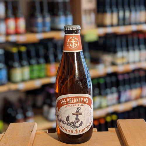 Bière Anchor Fog Breaker IPA - Brasserie Anchor Brewing Company