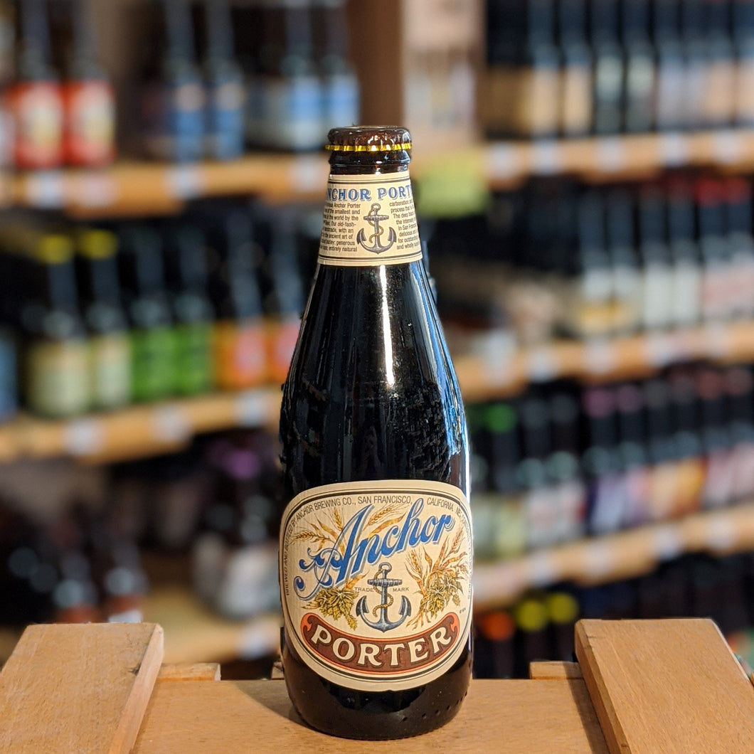 Bière Anchor Porter - Brasserie Anchor Brewing Company
