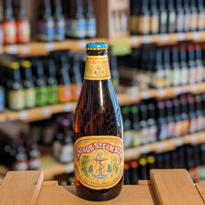 Bière Anchor Steam Beer - Brasserie Anchor Brewing Company