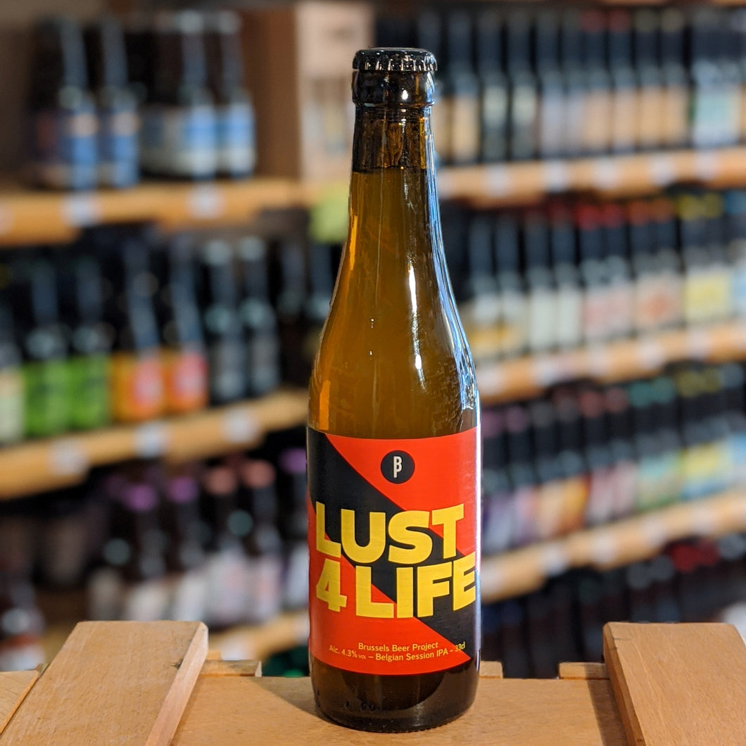 Bière Lust 4 Life - Brasserie Brussels Beer Project