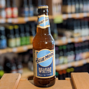 Bière Blue Moon White Ale - Brasserie Coors Brewing Company