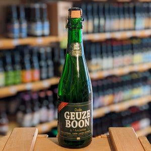 Bière Oude Gueuze Boon - Brasserie Brouwerij F. Boon