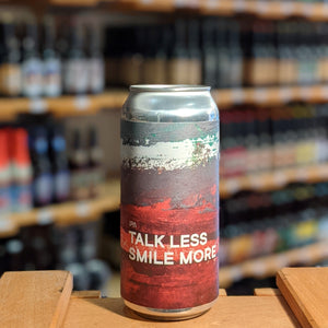 Bière Talk Less Smile More - Brasserie Boundary