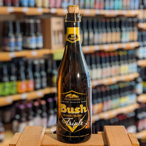 Bière Bush Triple Blonde - Brasserie Dubuisson