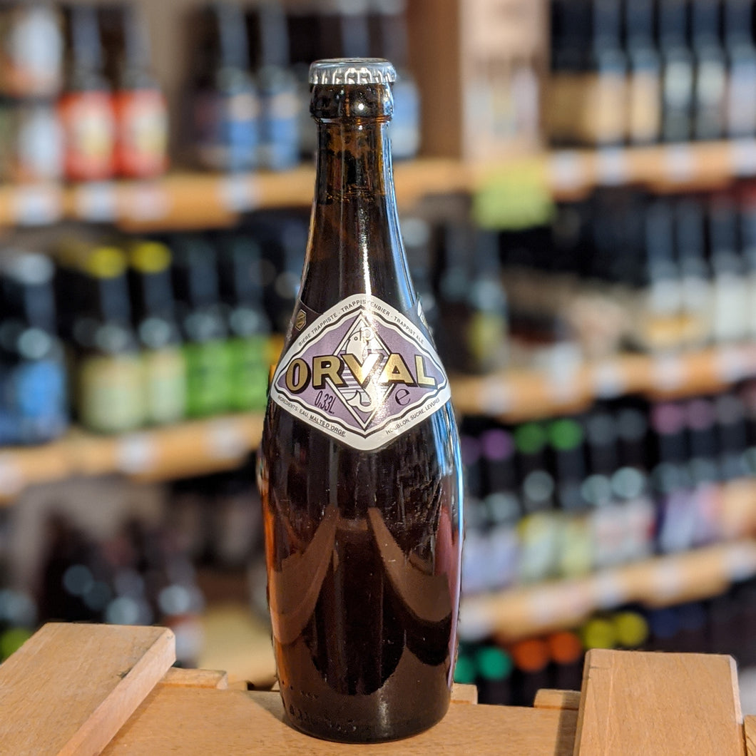 Bière Orval - Brasserie Abbaye d'Orval