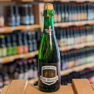 Bière Oude Gueuze Vieille - Brasserie Oud Beersel