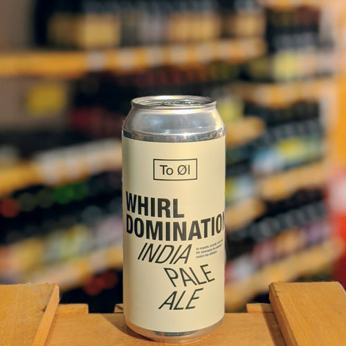 Bière Whirl Domination- Brasserie To Øl