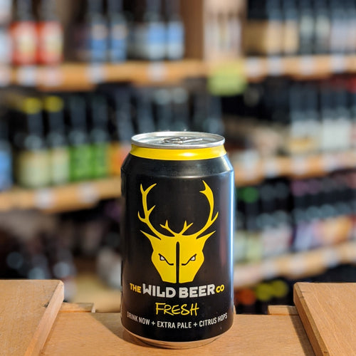 Bière Fresh - Brasserie The Wild Beer Co.