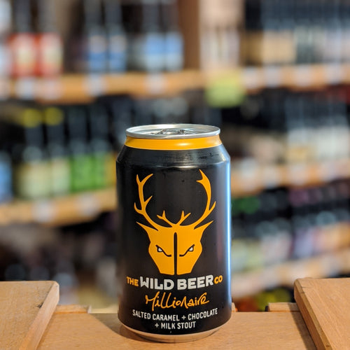 Bière Millionaire - Brasserie The Wild Beer Co.