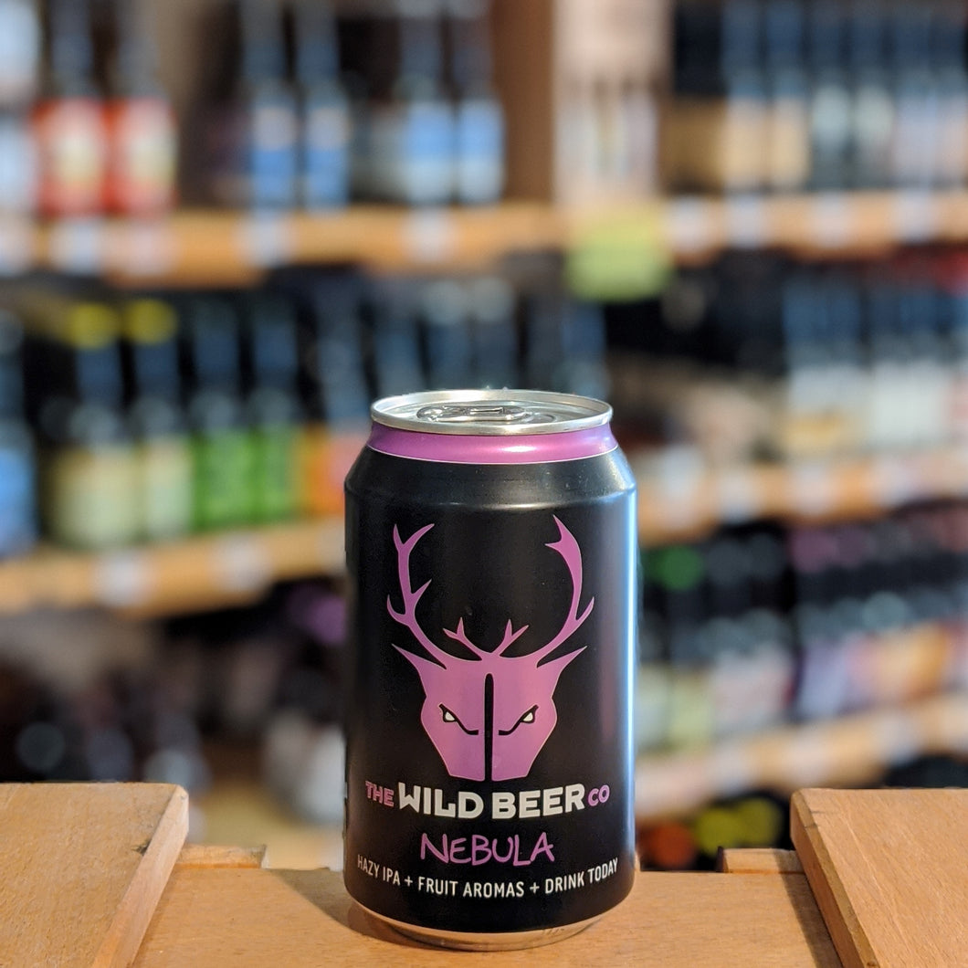 Bière Nebula - Brasserie The Wild Beer Co.