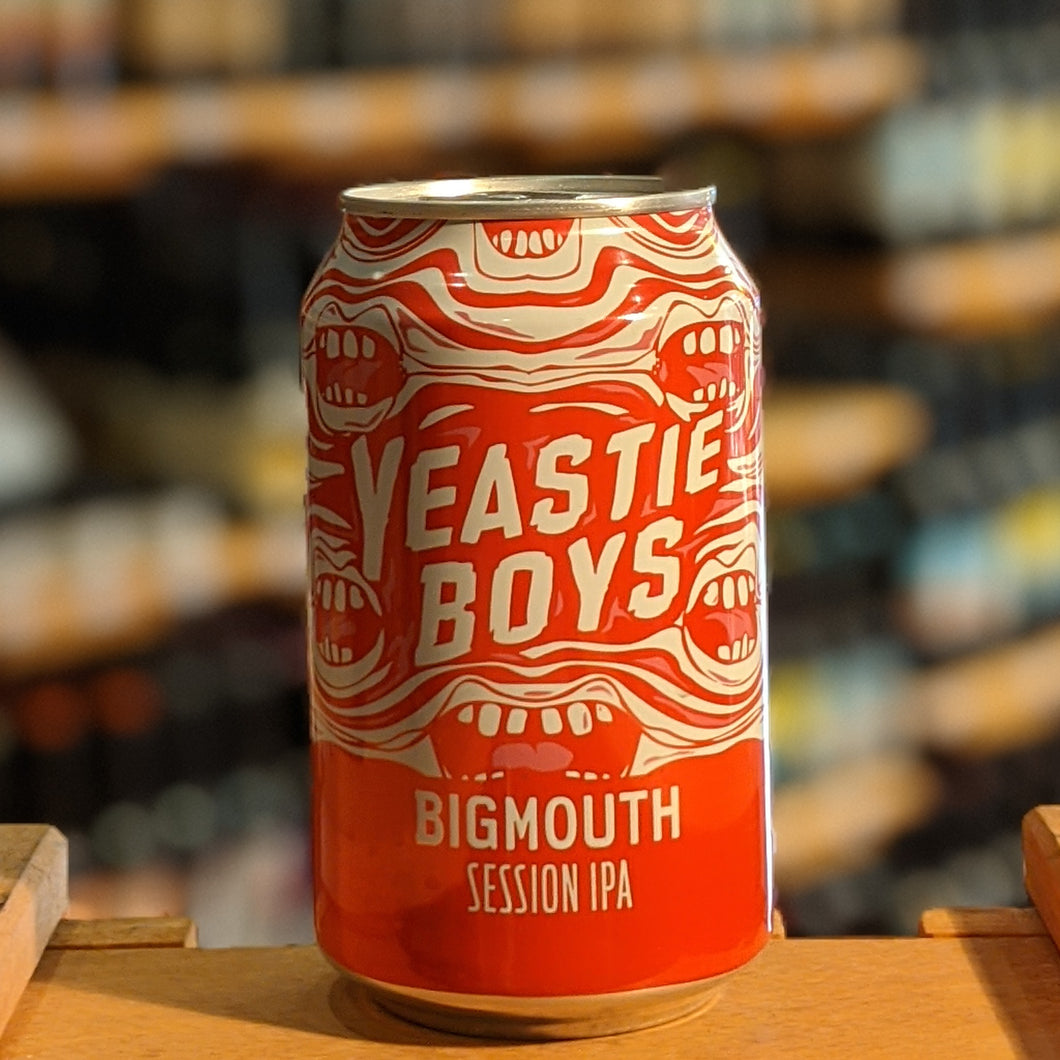 Bière Big Mouth - Brasserie Yeastie Boys