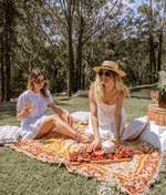 """Golden Hour"" Extra Large Picnic Rug Wilder The Label"