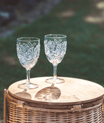 Clear Acrylic Goblet - Wilder The Label