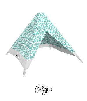 Load image into Gallery viewer, Calypso Green Pyramid Shades