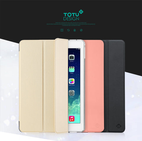 TOTUDESIGN Leather Smart Air Series for iPad Pro 9.7