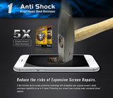 X.One® Extreme Shock Eliminator Screen Protector For Samsung S7