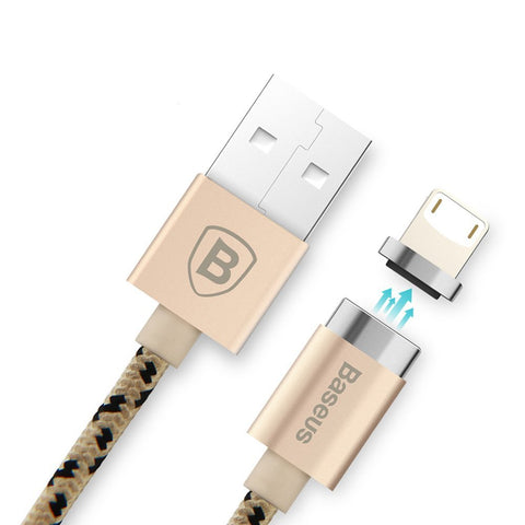 Original Baseus Magnetic Cable for Lightning & MicroUSB