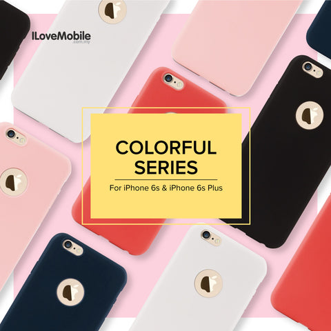 Zencase Colorful Series for iPhone 6/6S & 6+/6S+