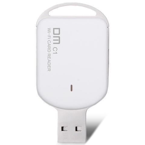DM C1 Wi-Fi Card Reader