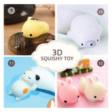 3D Squishy Toy - Any 5 for RM29.90