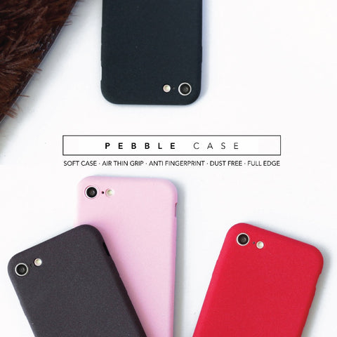 Pebble Case for iPhone 6/6S / 6+/6S+ & 7/7+