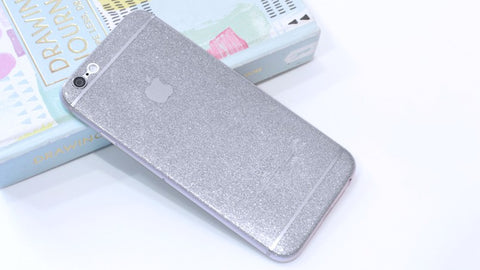 Dazzling 3D Full Screen Glitter Tempered Glass for iPhone 6/6S & 6+/6S+