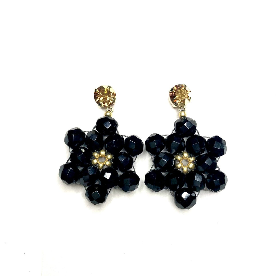 Daisy Chain Earrings - Angela Clark Boutique