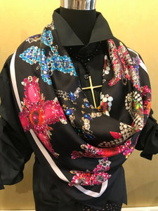 Silk Scarf - Angela Clark Boutique