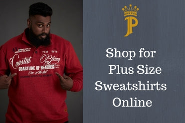 Shop for Plus Size Sweatshirt in India Online