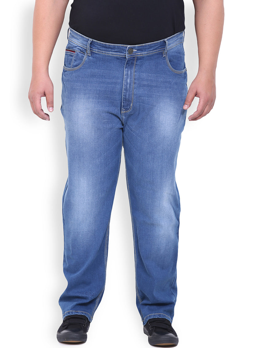 Blue Denim Jeans- 1103A