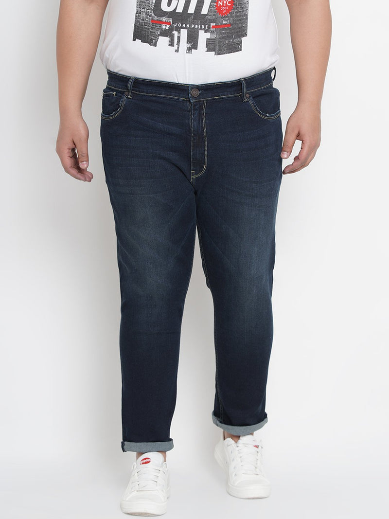 Clean Look Smart Fit Stretchable Jeans- 1258