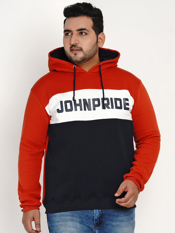 CORAL JOHN PRIDE COLOR BLOCKED SWEATSHIRT- 7603