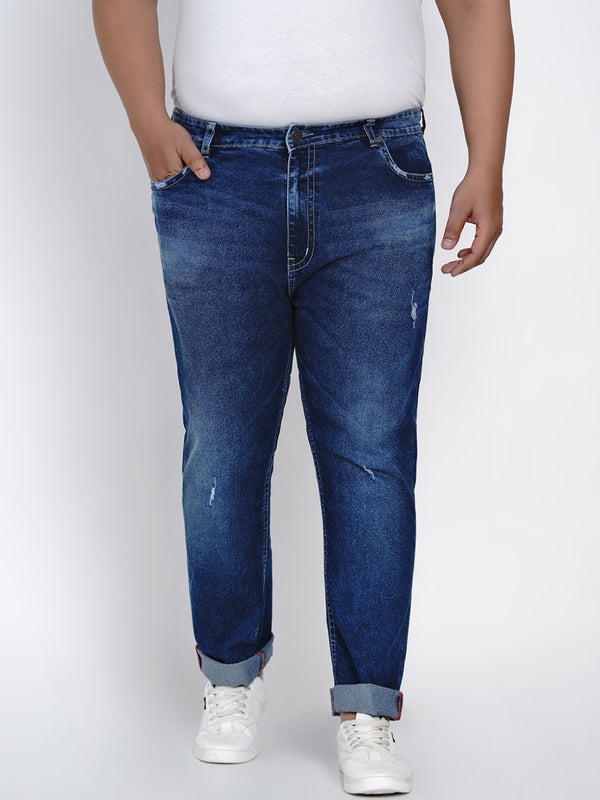 AZURE BLUE STRETCH JEANS - 2012