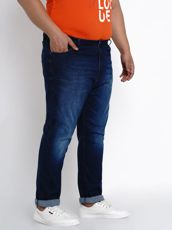 Marlon Blue Stretch Jeans - 1277