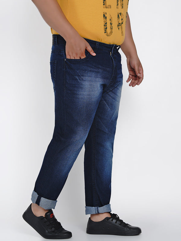 BERRY BLUE STRETCH JEANS - 2015