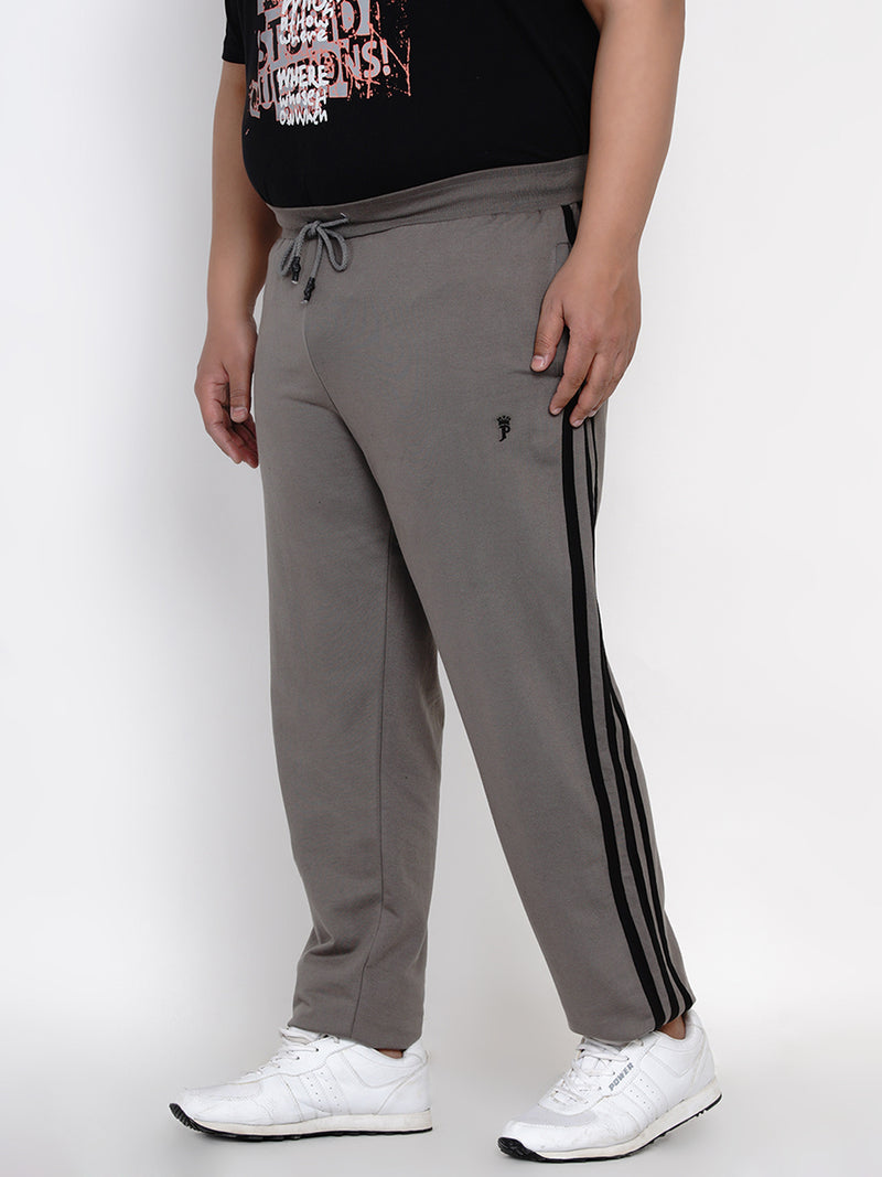 GREY STRAIGHT FIT LOWER - 771N2