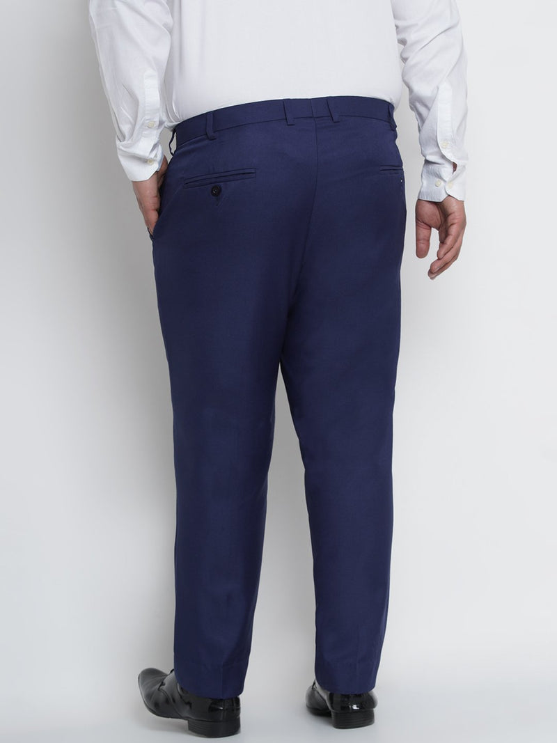 Navy Blue Formal Trousers- 2251A