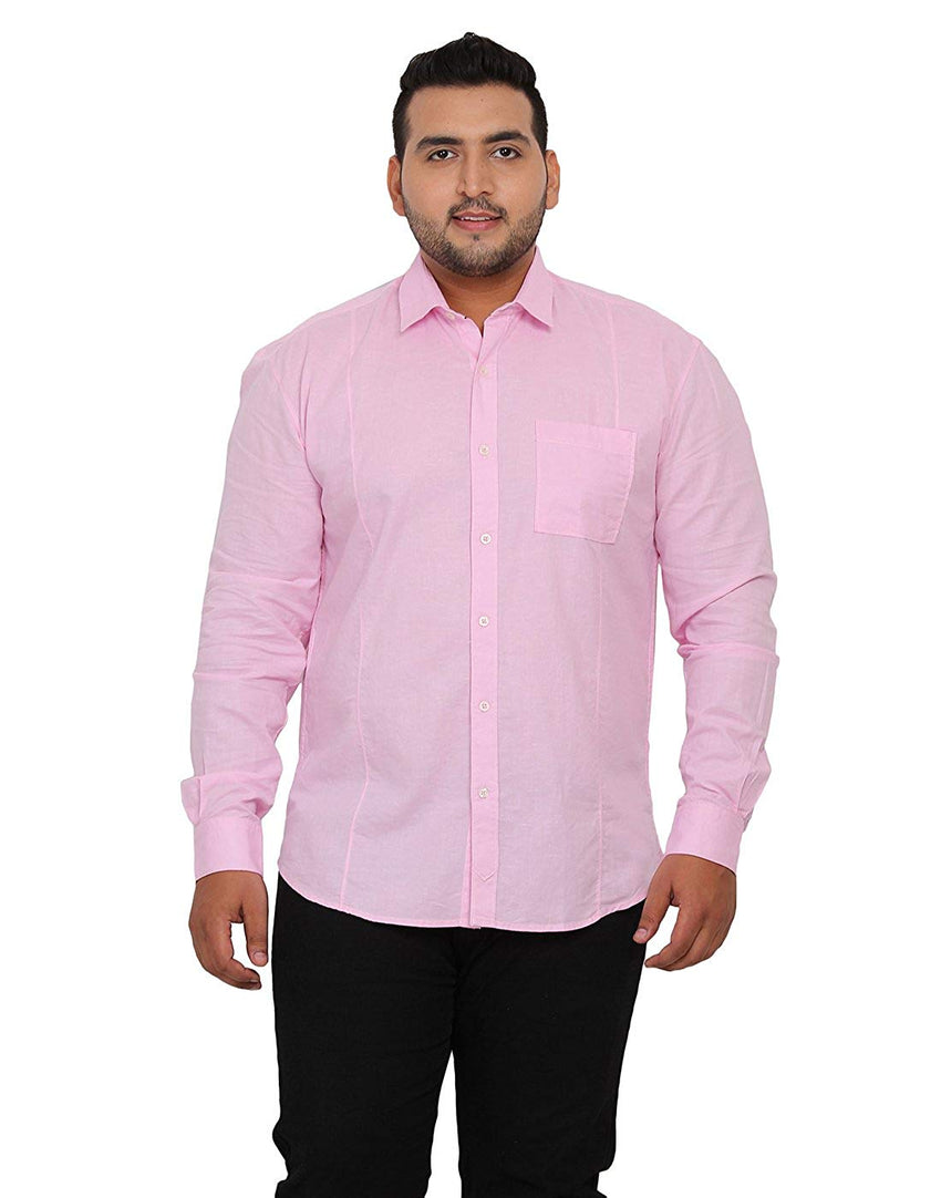 Pink cotton Shirt - 2178C