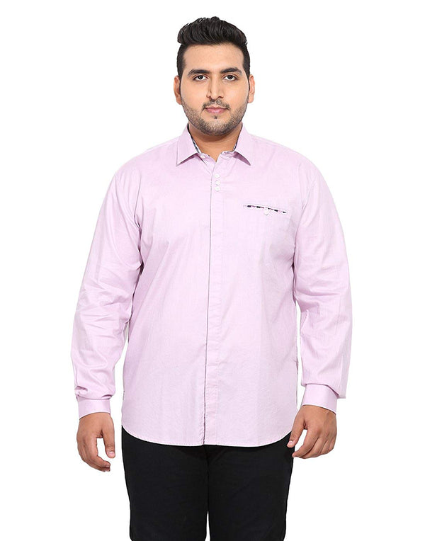 Light Pink Stylish Shirt - 2196A