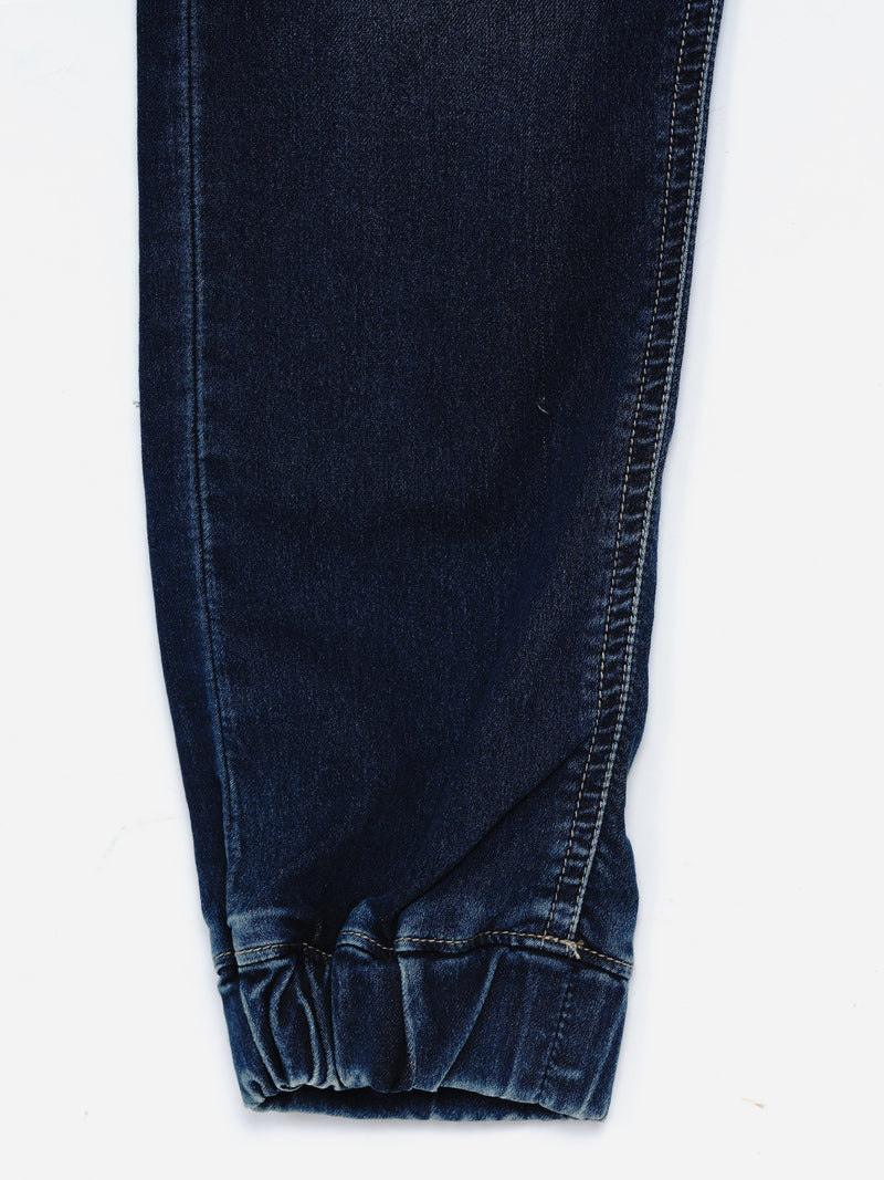 BERRY BLUE STRETCH JOGGER - 12104