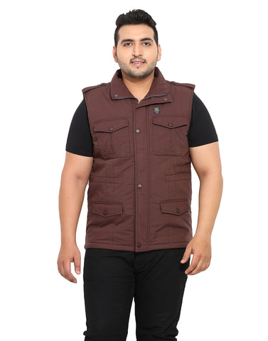 Coffee Jacket- 7306B