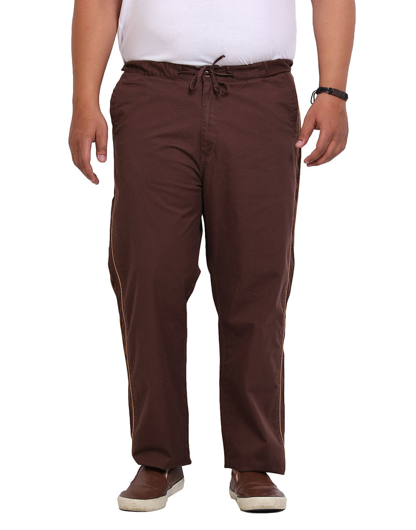 Brown Cotton Lower - 715C