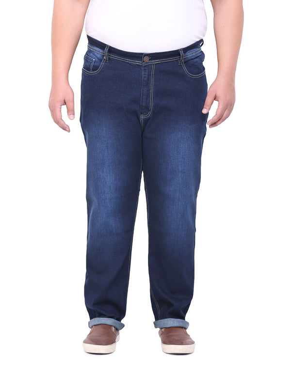 Blue Denim Jeans- 1110C