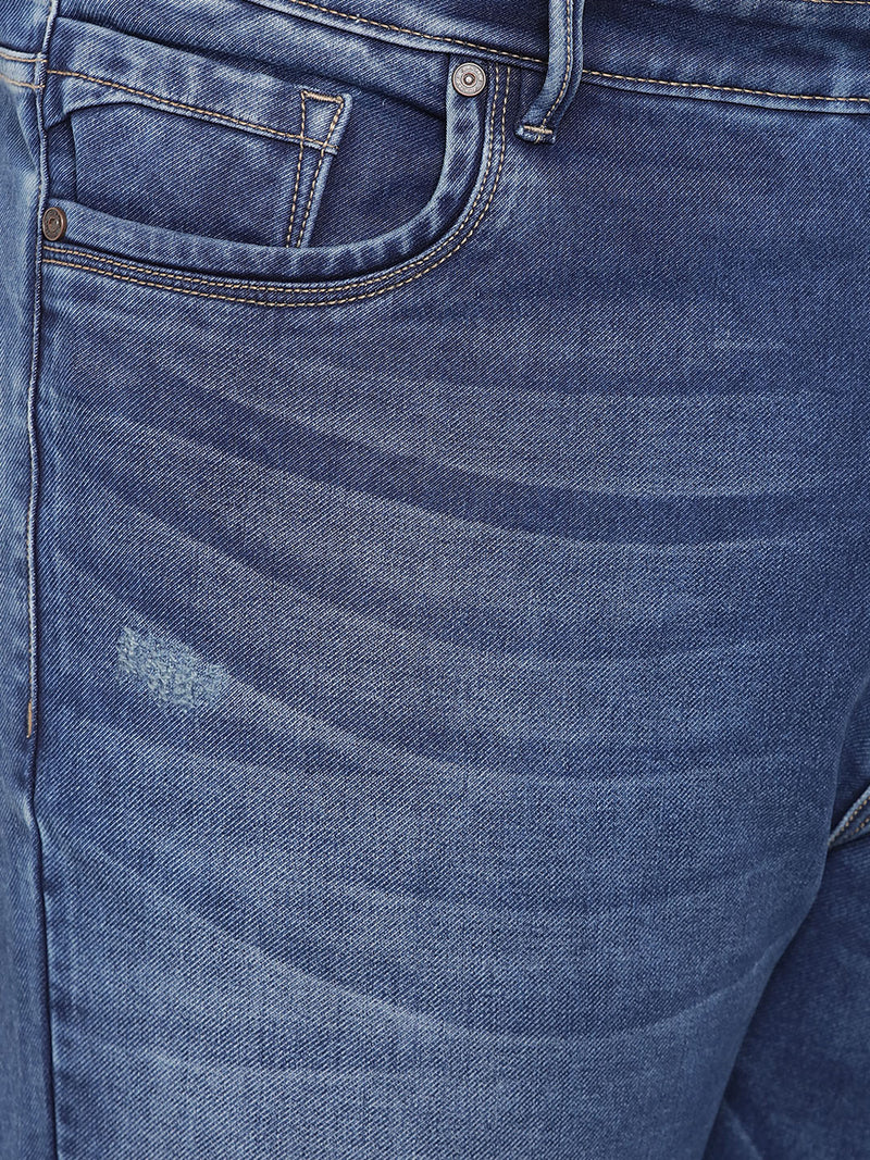 Yale Blue comfort fit denim - 1221