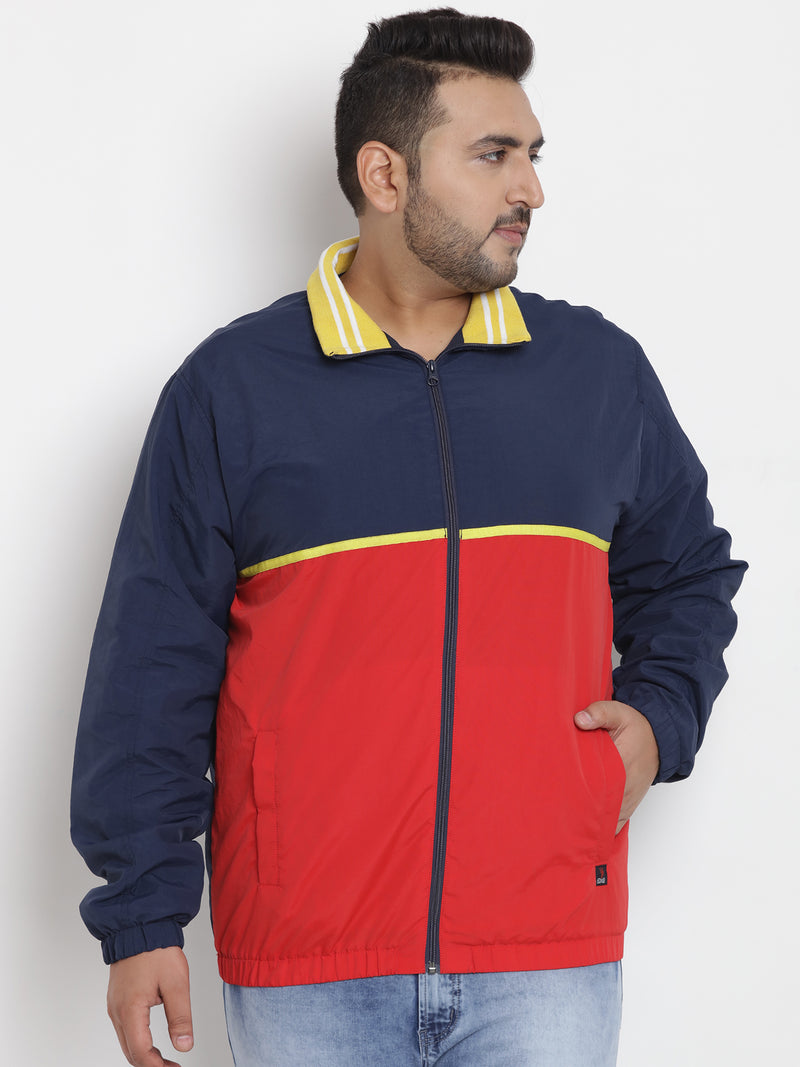 Blue & Red Jackets - 7354