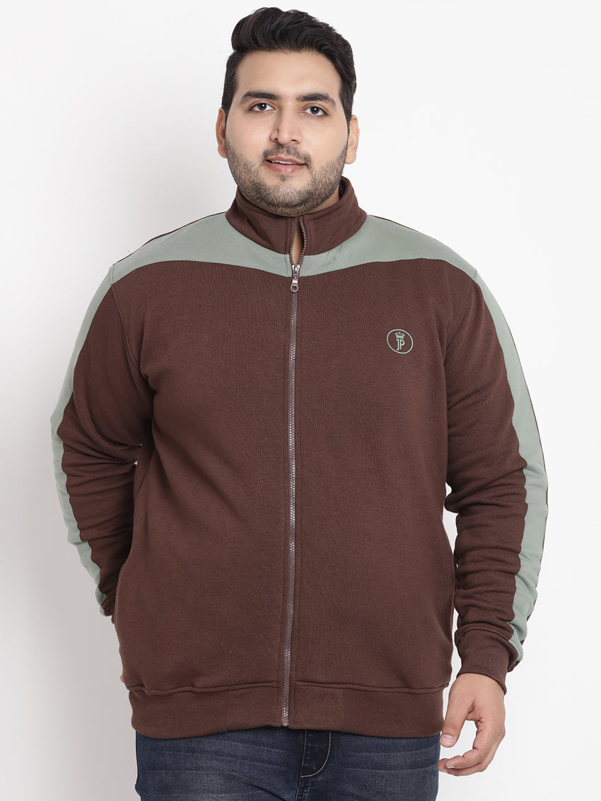 Coffee Full Sleeve Sweatshirt- 7544
