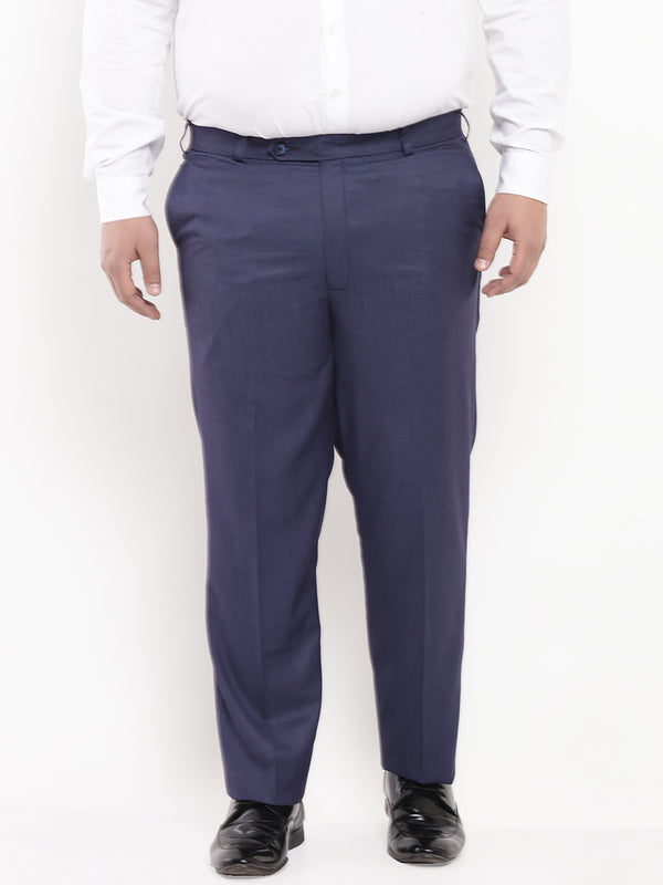 Construction Kit Royal Blue Trouser-2230