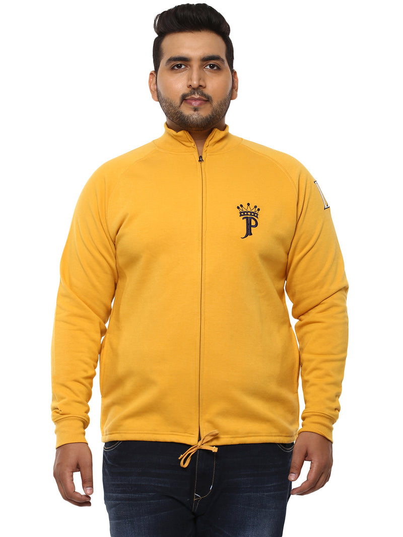 Yellow Sweatshirt- 7508C