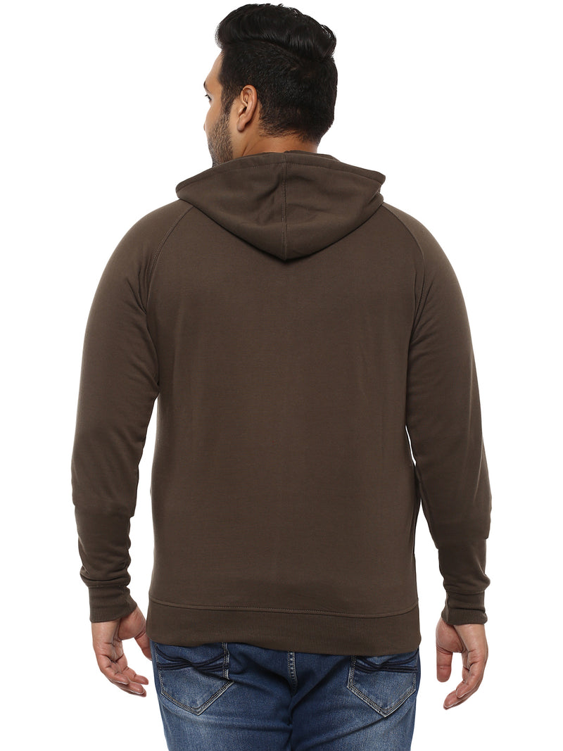 Brown Sweatshirt- 7514
