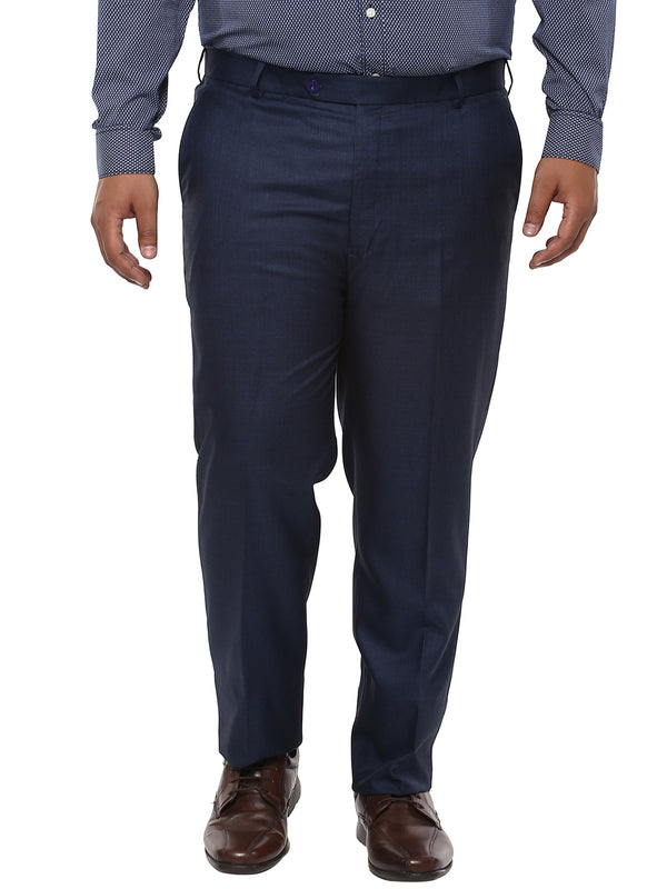 Navy Blue Trouser- 2201